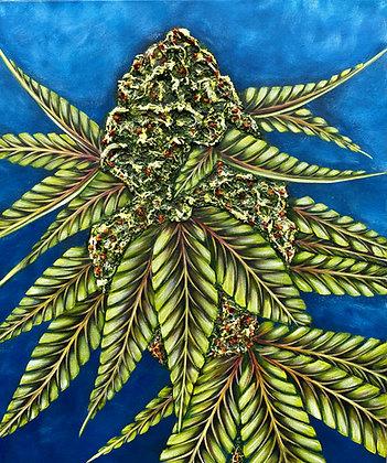 Cannabis Art #6006