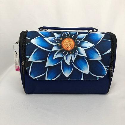 Satchel Bag - Into The Blue