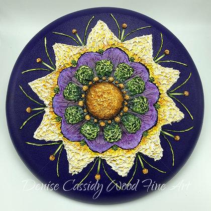 Mandala Collection - Purple #828