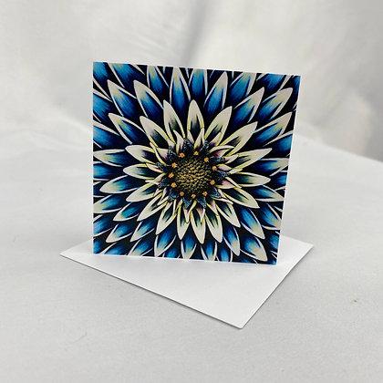 Mini Cards - Aqua Mum