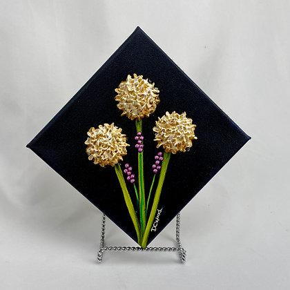 Petite Blooms #1177 (6 x 6)