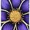 Thumbnail: #029 Purple Passion - Protective Phone Case