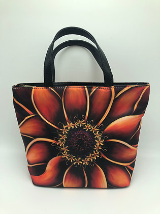 Small Bucket Bag - Orange
