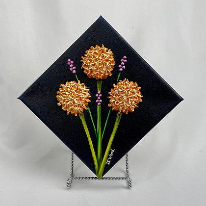 Petite Blooms #1179 (6 x 6)