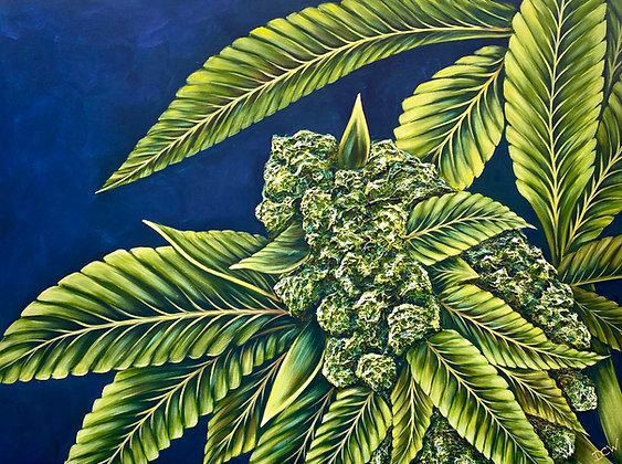 Cannabis Art #6001