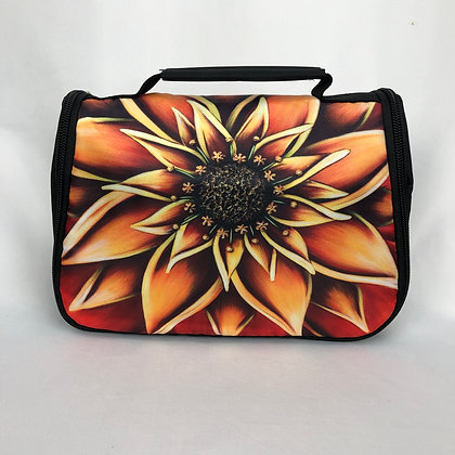 Travel Pouch - Persimmon