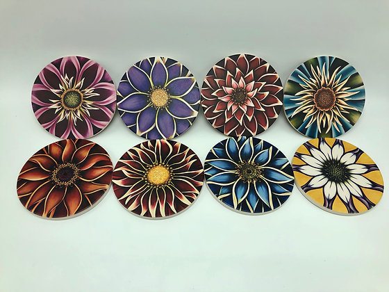 Create Your Own Set (four coasters of your choice)