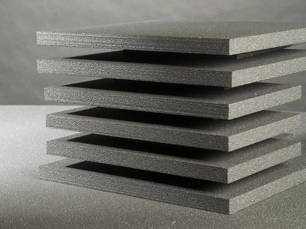 Neopor from BASF R5 per inch is OPCORE G rigid foam