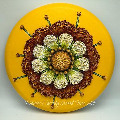 Mandala Collection - Yellow #785