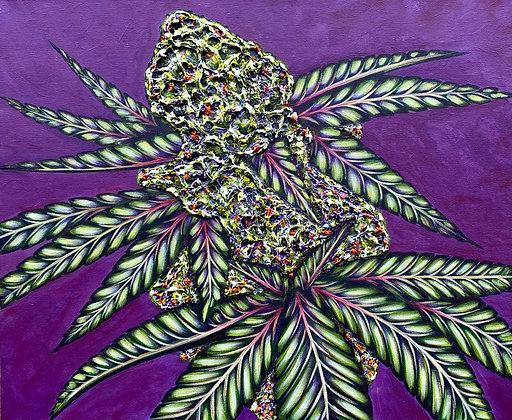 Cannabis Art #6005