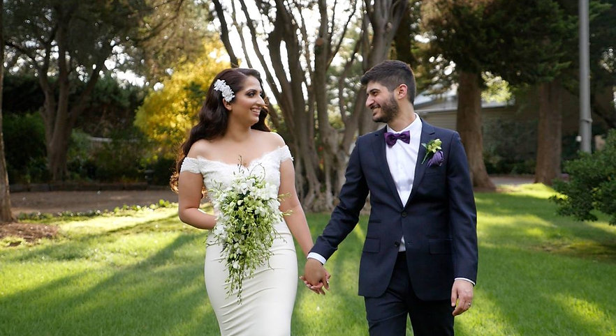 Wedding Videography - Enriched Productions