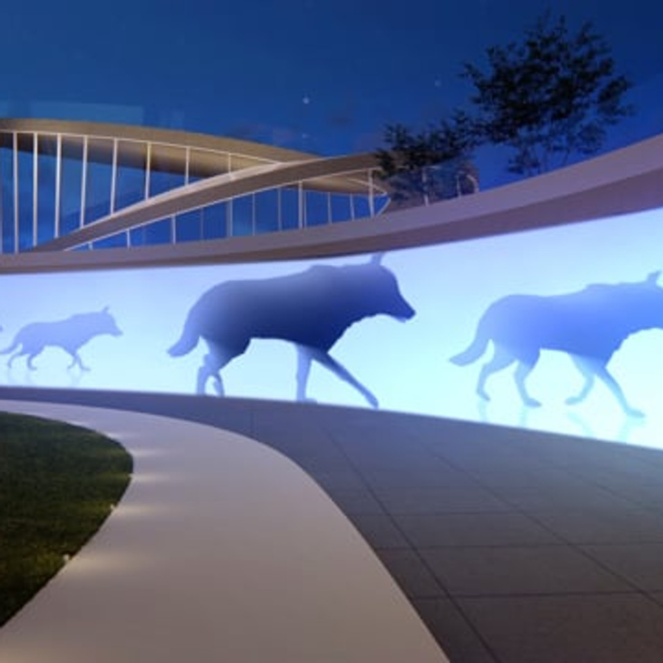 La Brea Tarpits - Reimagined