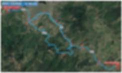 Stagecoach Gravel Triathlon - Bike Cours