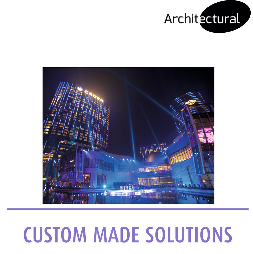 Architectural Custom made