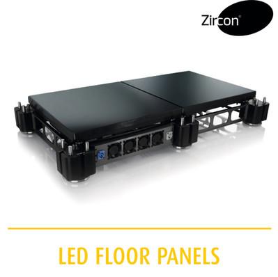 Zircon LED floor