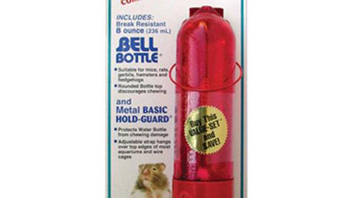 Kordon/Oasis (Novalek) Bell Water bottle and Holder Set, 8 oz.