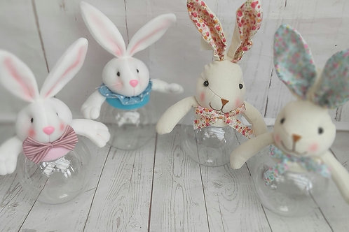 Easter Bunny Sweet Jars