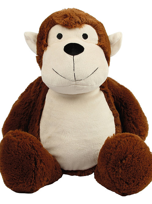 Zippie Monkey Brown MM562