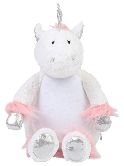 Zippie unicorn White MM557