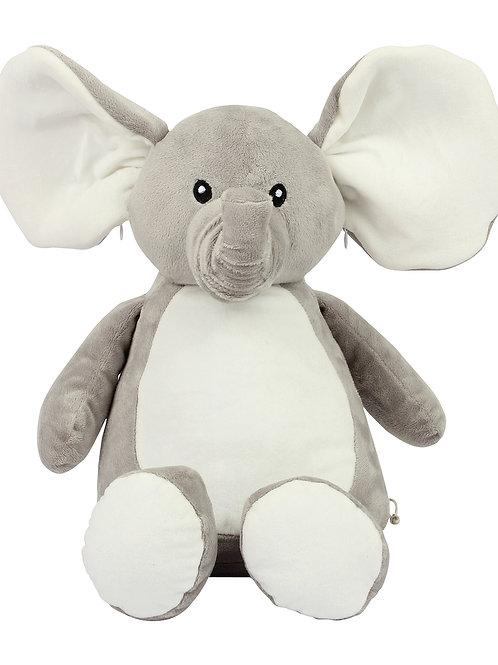 Zippie Elephant MM558 Grey