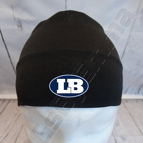 11cm HEADBAND Official London Blitz AFC Embroidered Black
