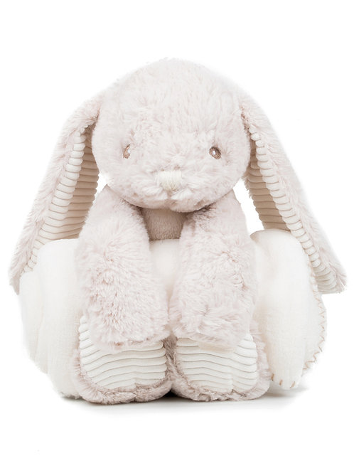Zippie Rabbit & Blanket Cream MM034