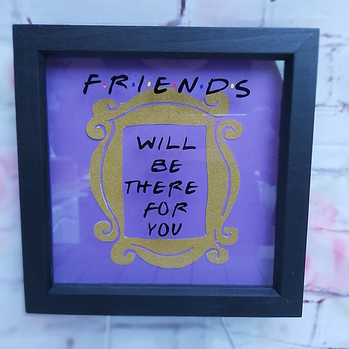 Friends box frame
