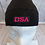 Thumbnail: 11cm HEADBAND Official Dynamic Sports Academy Embroidered Black