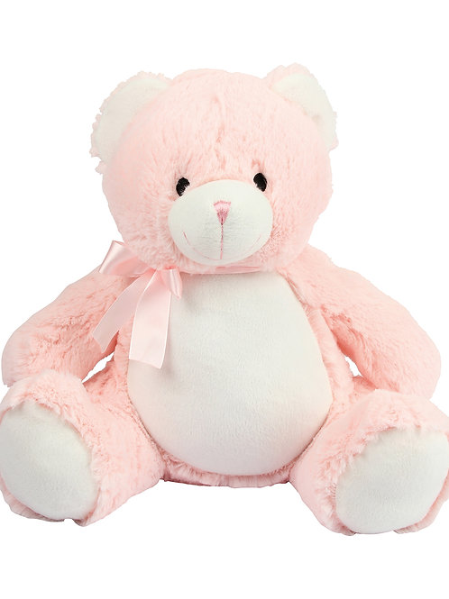 Zippie New Baby Bear MM556 White, Blue or Pink