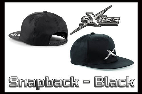 Caps Baseball/Low Profile Dad hat in Black or White - Official Kent Exiles AFC