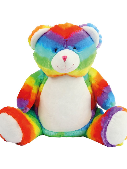 Zippie Rainbow Bear MM555