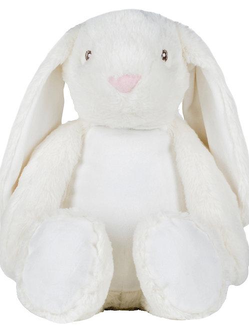 Zippie Bunny Grey MM050 White or Grey