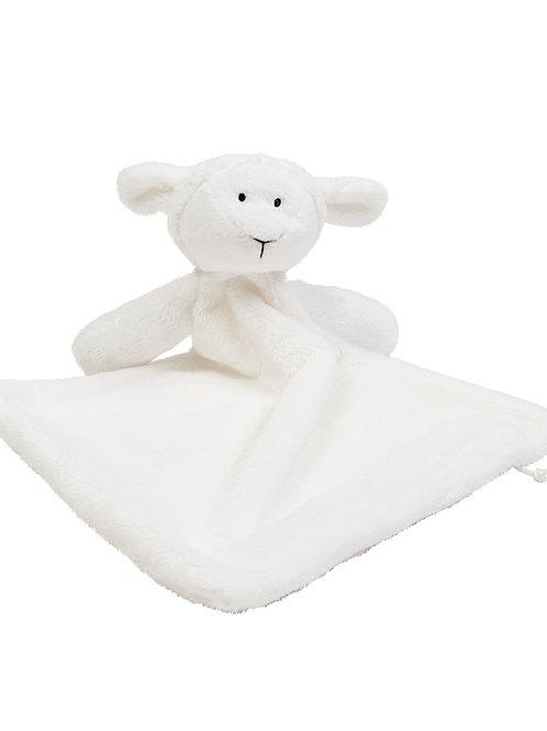 Lamb Snuggy White MM019