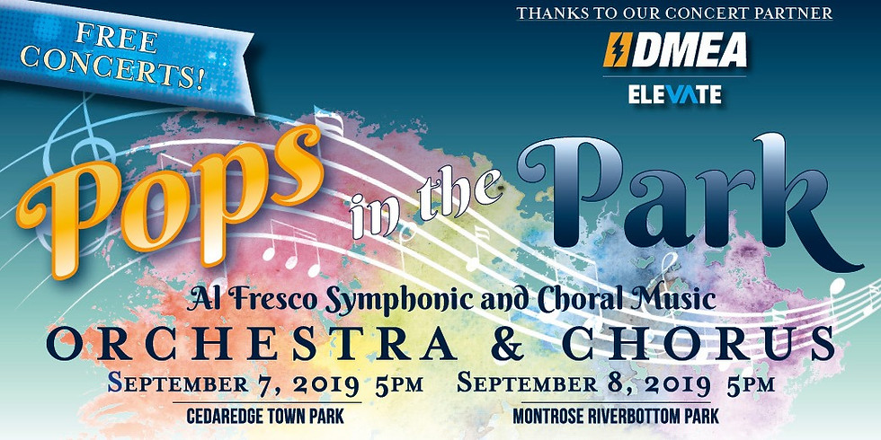 Valley Symphony - Pops in the Park Annual Concert