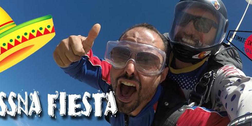 Cessna Fiesta Skydiving