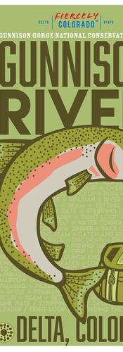 Gunnison River Fishing