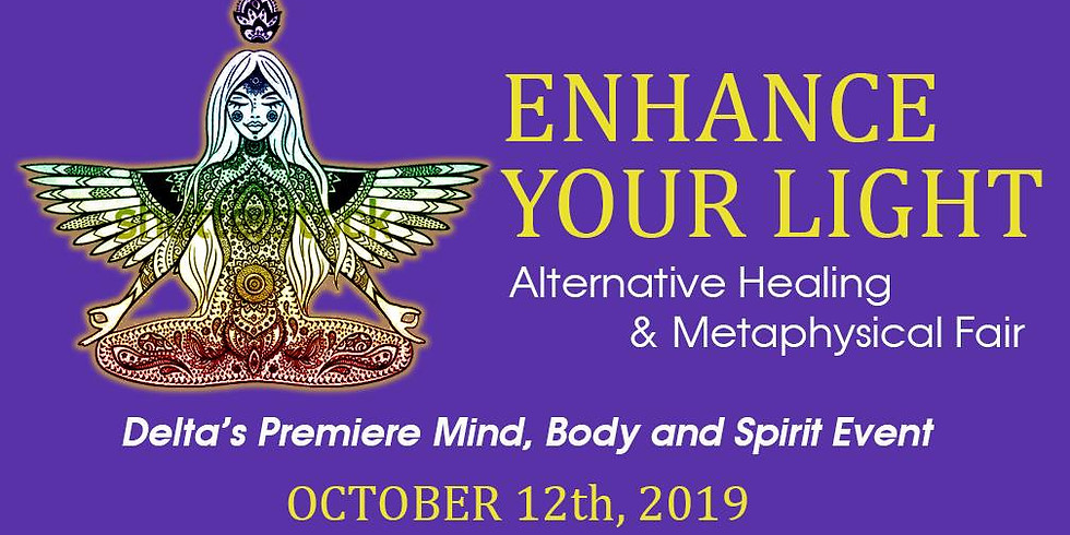 Enhance Your Light Alternative Healing & Metaphysical Fair
