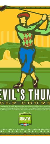 Devil's Thumb Golf Course