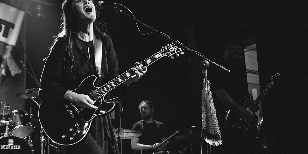 Moriah Woods - 'Old Boy' Release Tour / Solo Acoustic