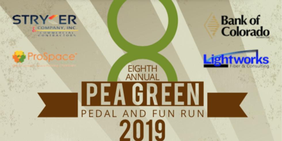 Pea Green Pedal and Fun Run
