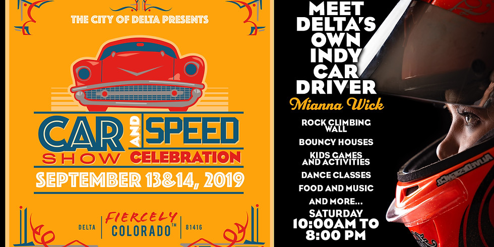 Car Show and Speed Celebration