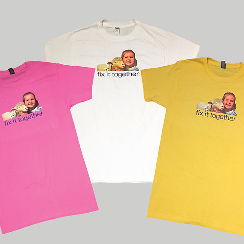 Fix It Together T-Shirt