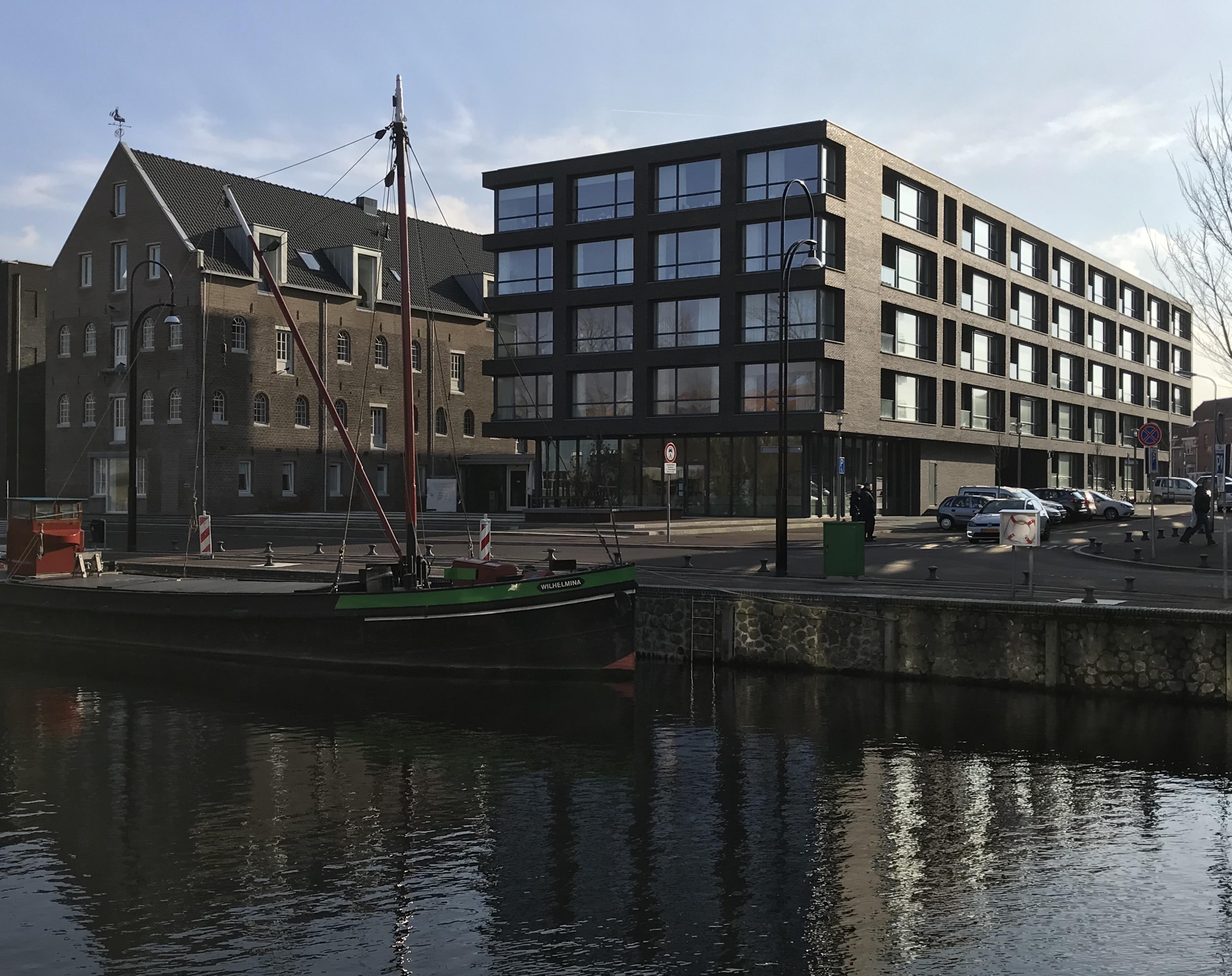 Kantoor en ouderenzorg, Katwijk Haven
