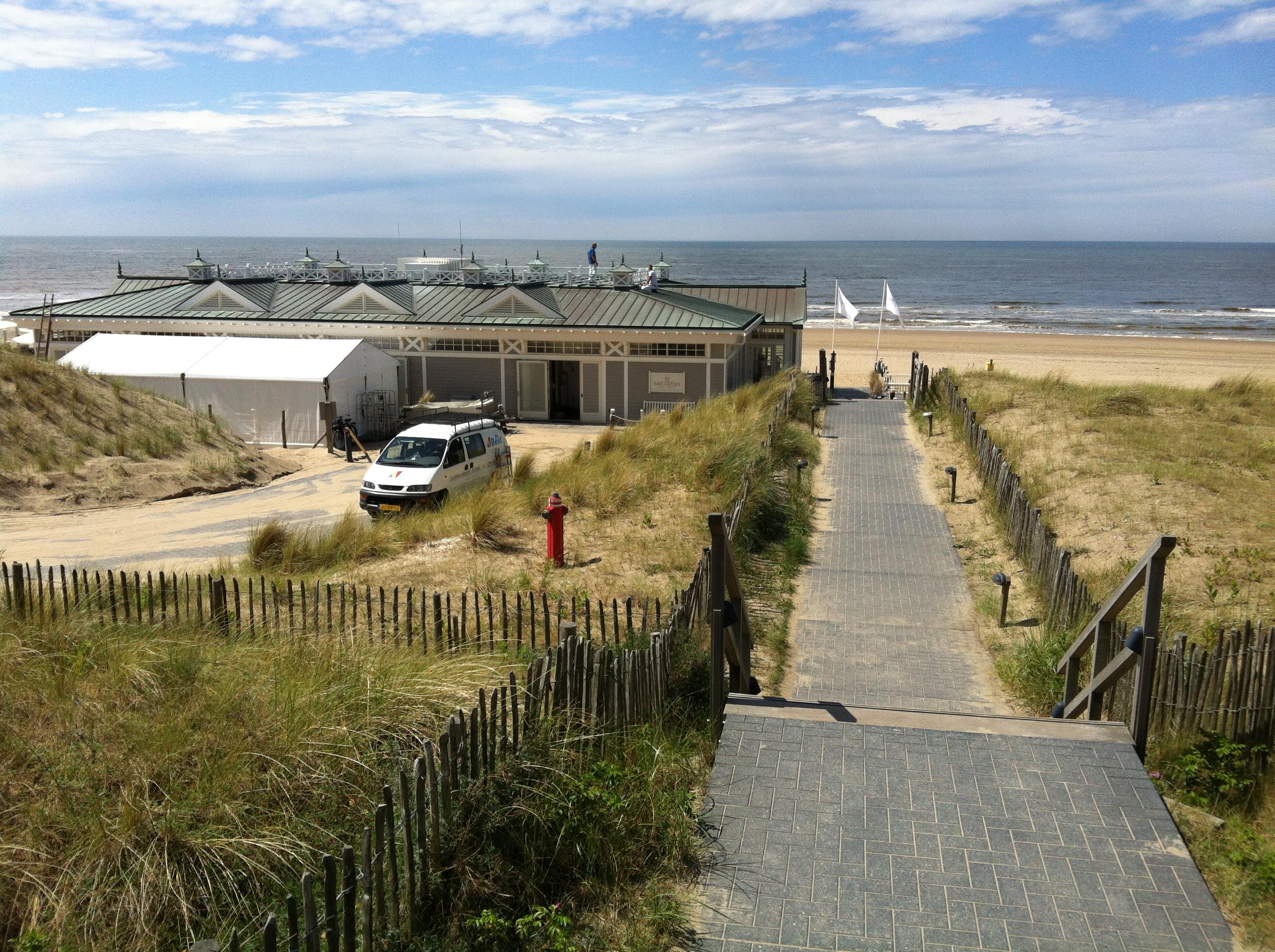 Strandhoreca, Noordwijk