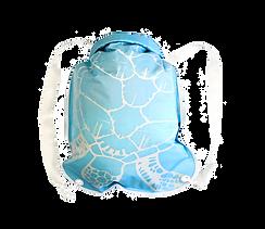 Schwimmrucksack, Medium, Hellblau Turtle