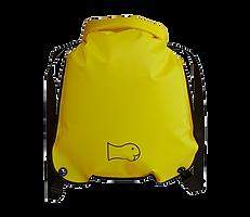 Schwimmrucksack, Gross, Gelb