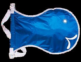 Wickelfisch, Mittel, Blau