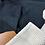 Thumbnail: Blusa comprida de tricot básica canelada