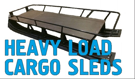 HEAVY LOAD SLED