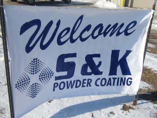 S&K HOLDS CADIZ GRAND OPENING